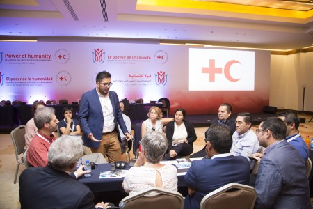 Antalya Turkey,November 7,2017 Red Cross Red Crescent Statutory Meetings